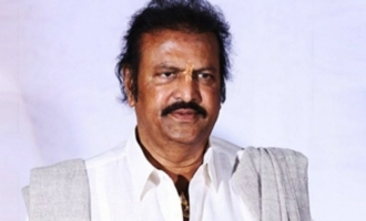 I am the first person in India to do that: Mohan Babu