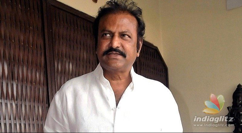 Court was misled in cheque bounce case: Mohan Babu