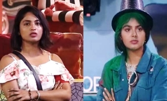 Bigg Boss 4 Monal Gajjar nominated by Harika
