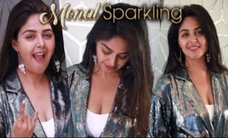 Monal Gajjar sparkling expressions
