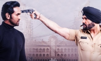 'Mosagallu': Suniel Shetty is the toughest cop!