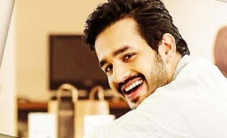 Akhil coming as Most Eligible Bachelor