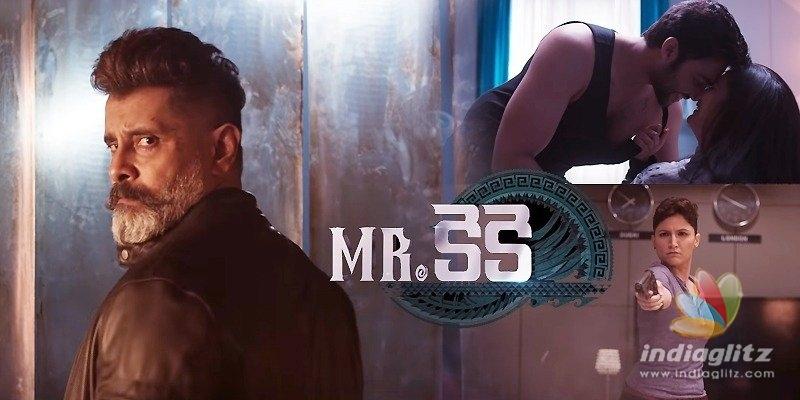 Mr. KK Trailer: A frightening Vikram