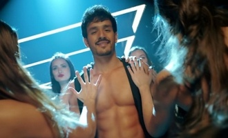 Akhil worked so hard on the macho song