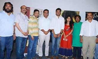 Mr. Mallesham Press Meet