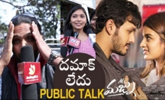 Mr Majnu Public Talk