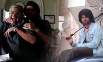 Making Video of Vijay Antony - Vijay Deverakonda