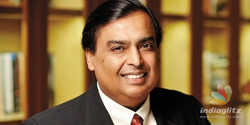 Mukesh Ambani becomes worlds 6th richest person