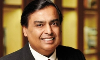 Mukesh Ambani becomes world's 6th richest person