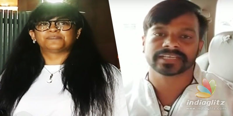 Mumaith Khan complains against cabbie after video goes viral