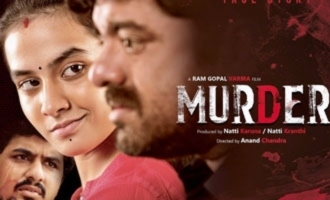 'Murder': RGV locks release date after court clearance