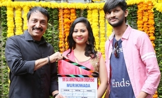 'Murikiwada' Movie Launch