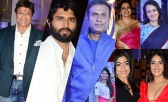 Celebs @ Mirchi Music Awards South 2018