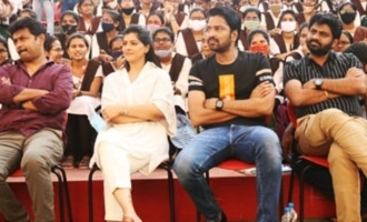 'Naandhi' Team Success Tour At Guntur