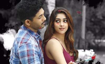 Song Review: Lover Also Fighter Also ('Na Peru Surya')