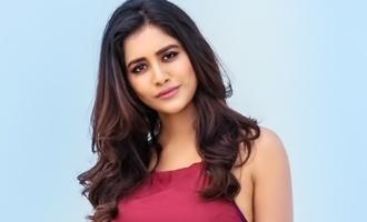 Nabha Natesh has a hilarious, cute role in 'Disco Raja'