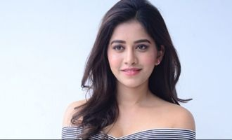 Nabha Natesh signed up to play Ravi Teja's heroine
