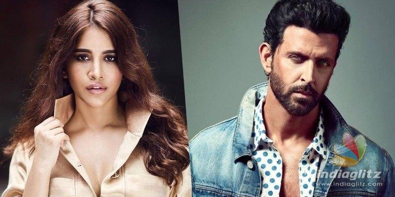 Nabha Natesh to debut in Hindi opposite Hrithik Roshan?
