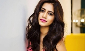 Nabha Natesh in race for NTR-Trivikram film!