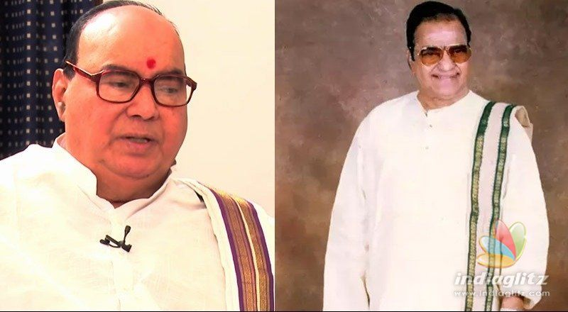 NTR plotted to kill Ramoji, Kanchi seer told me: Nadendla