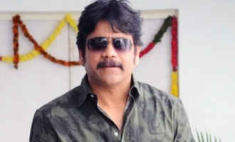 Nagarjuna does Bigg Boss-4 promo; Feels 'Wow' about shoot