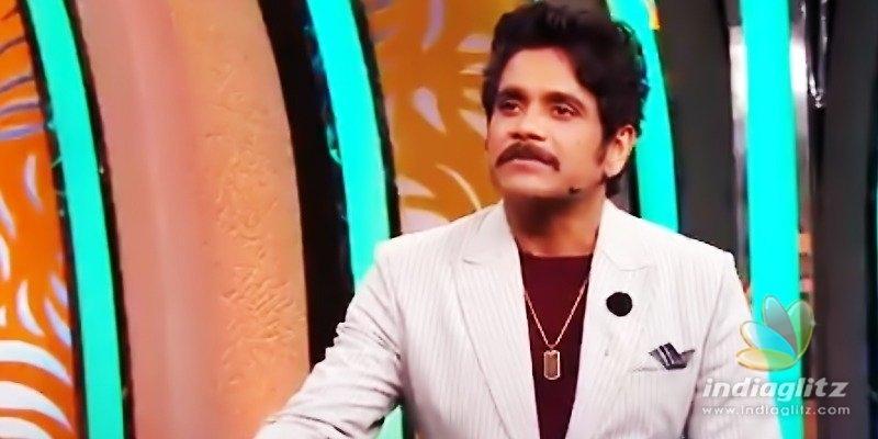 Angry Nagarjuna back to chiding House inmates