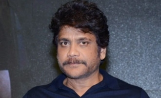 That's why I used the bad word in 'Wild Dog': Nagarjuna