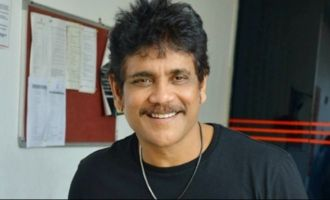 Nagarjuna is clearly unhappy with 'lazy director'