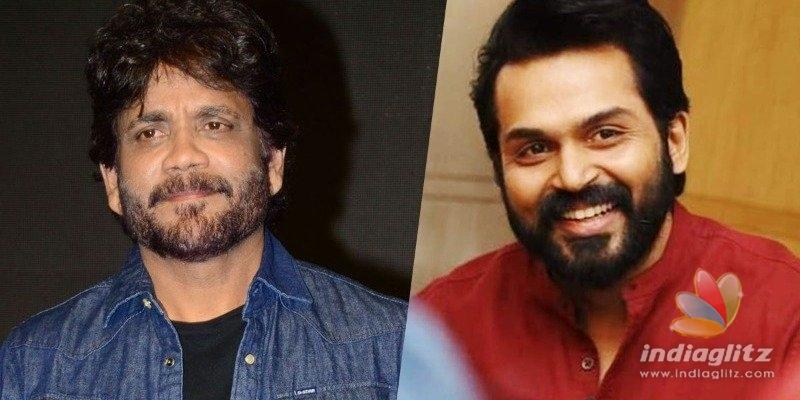 Nagarjuna wishes brother Karthi despite box-office competition