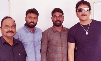 Nagarjuna unveils FL of Aman's 'Ninne Pelladatha'