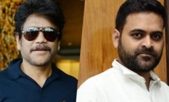 Nagarjuna-Praveen Sattaru's movie gets an official update