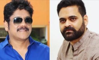 Nagarjuna's slick actioner with Praveen Sattaru is now official