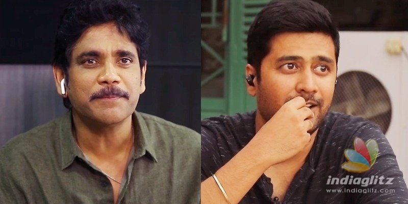 Nag plays a prank on his Manmadhudu-2 director