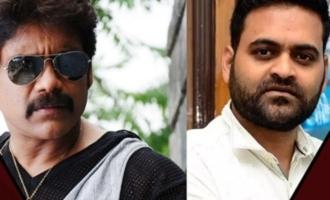 King Nagarjuna to join Praveen Sattaru set in February