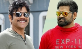 Nagarjuna's role in Praveen Sattaru's action flick revealed!