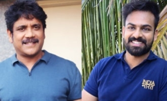 Nagarjuna ropes in 'Uppena' sensation Vaisshnav Tej