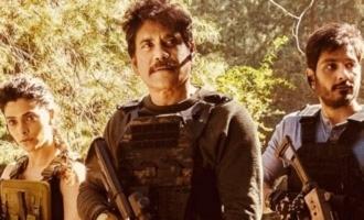 Nagarjuna's 'Wild Dog' seals a wild deal for direct OTT release?