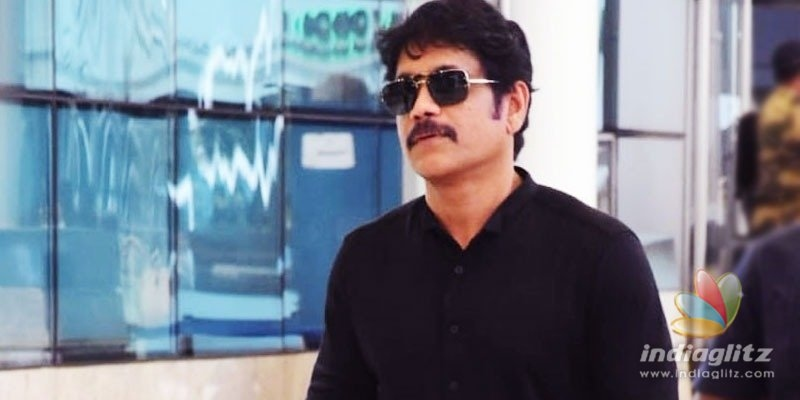 Nagarjuna to shoot for Wild Dog in Manali from this date?