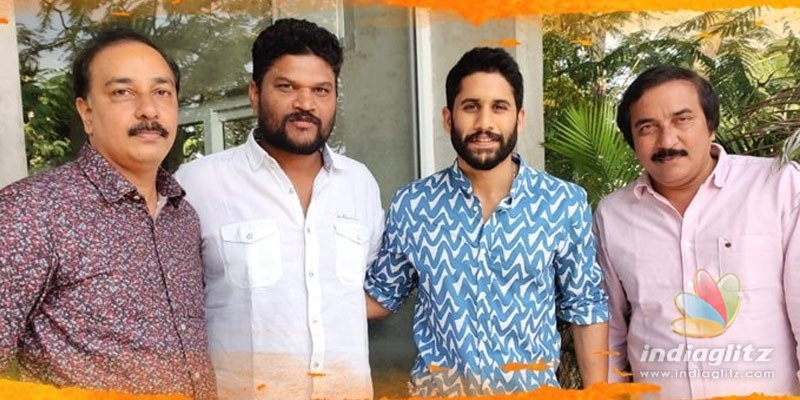 Vijay Deverakondas blockbuster director for Naga Chaitanya