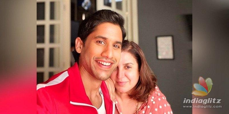 Pic Talk: Naga Chaitanya works with Bollywood talent Farah Khan