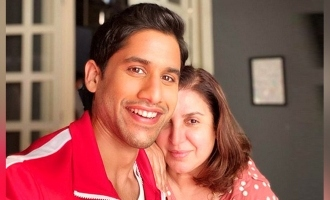 Pic Talk: Naga Chaitanya works with Bollywood talent Farah Khan