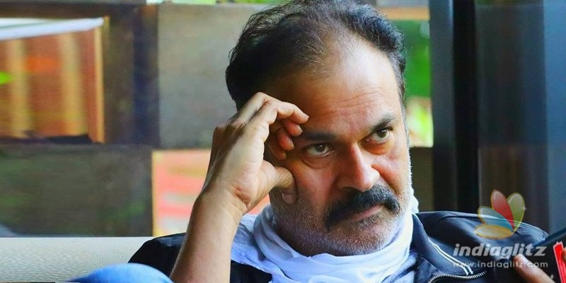 Having a history of asthma made me worried during COVID-19: Naga Babu