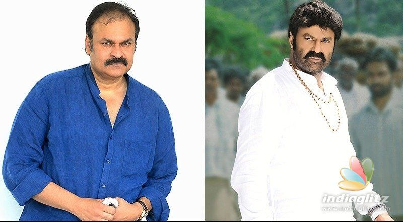 Mega brother trolls Balakrishna once again