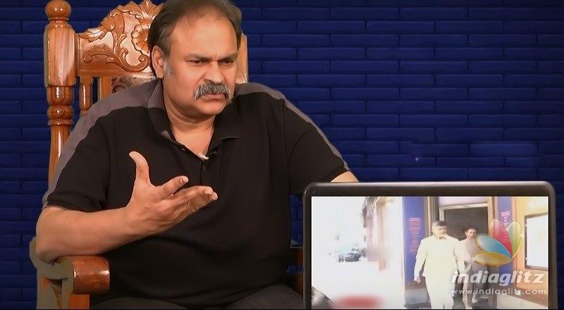 Naga Babu surprised at Chandrababus development work
