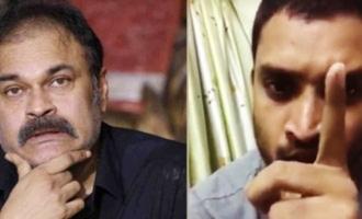 Director Vijay Chowdary comments on Naga Babu