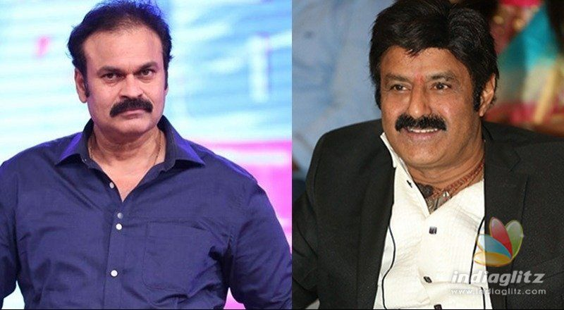 Did Chiranjeevi or Mega fans request you, Balakrishna?