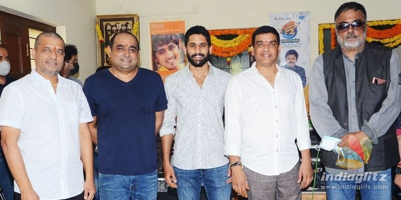 Naga Chaitanya-Vikram Kumars Thank You launched
