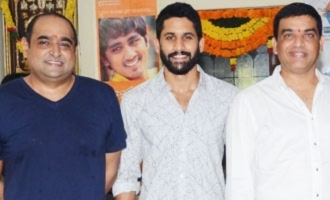 Naga Chaitanya-Vikram Kumar's 'Thank You' launched