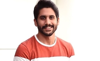 Naga Chaitanya looks stylish on classy bike
