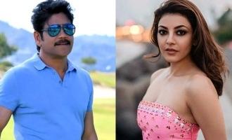 The shooting of Nagarjuna - Kajal Aggarwal's untitled film resumes shooting!